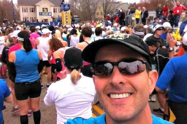 Joey McIntyre Boston Marathon