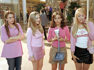 Lindsay, are you sure about this clique?