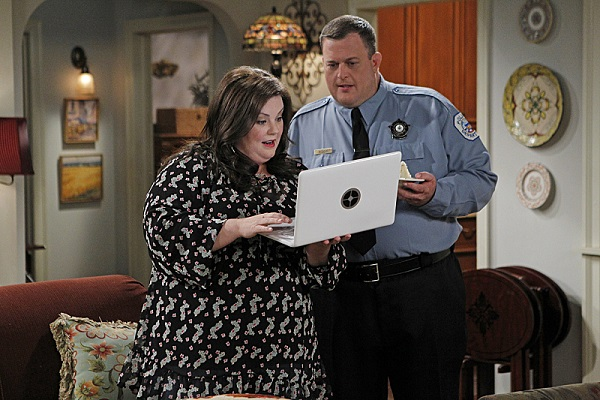 Mike Molly Halloween