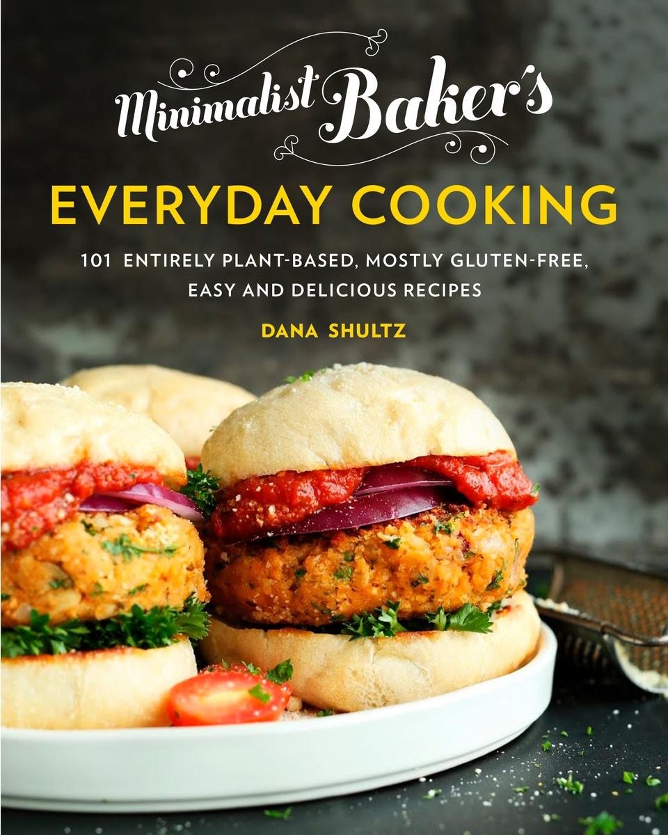 minimalist baker cookbook