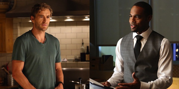 Who's hotter: Harry vs. Dominic on Mistresses