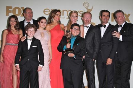 Modern Family Emmy Awards 2011