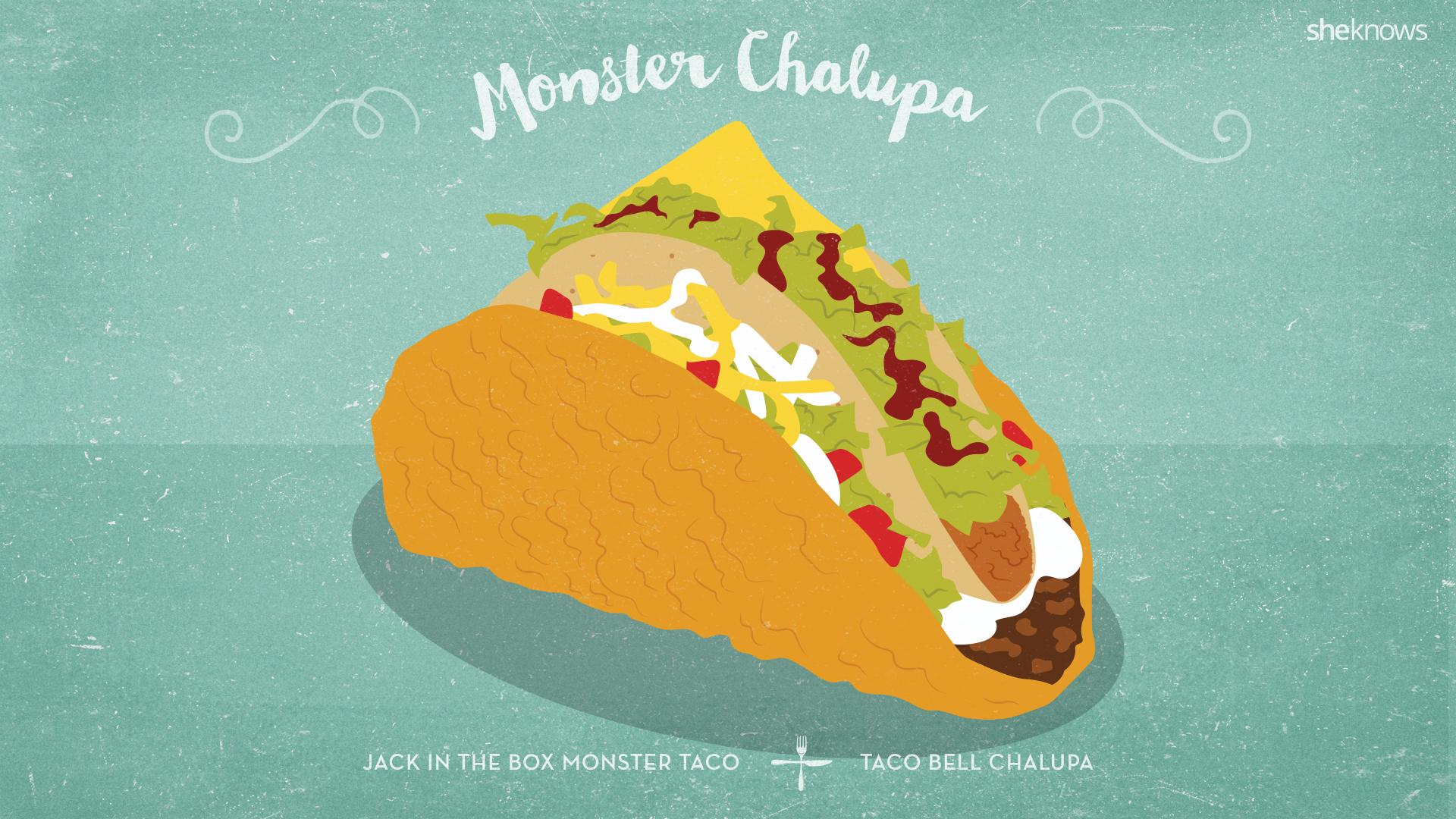 Monster Chalupa