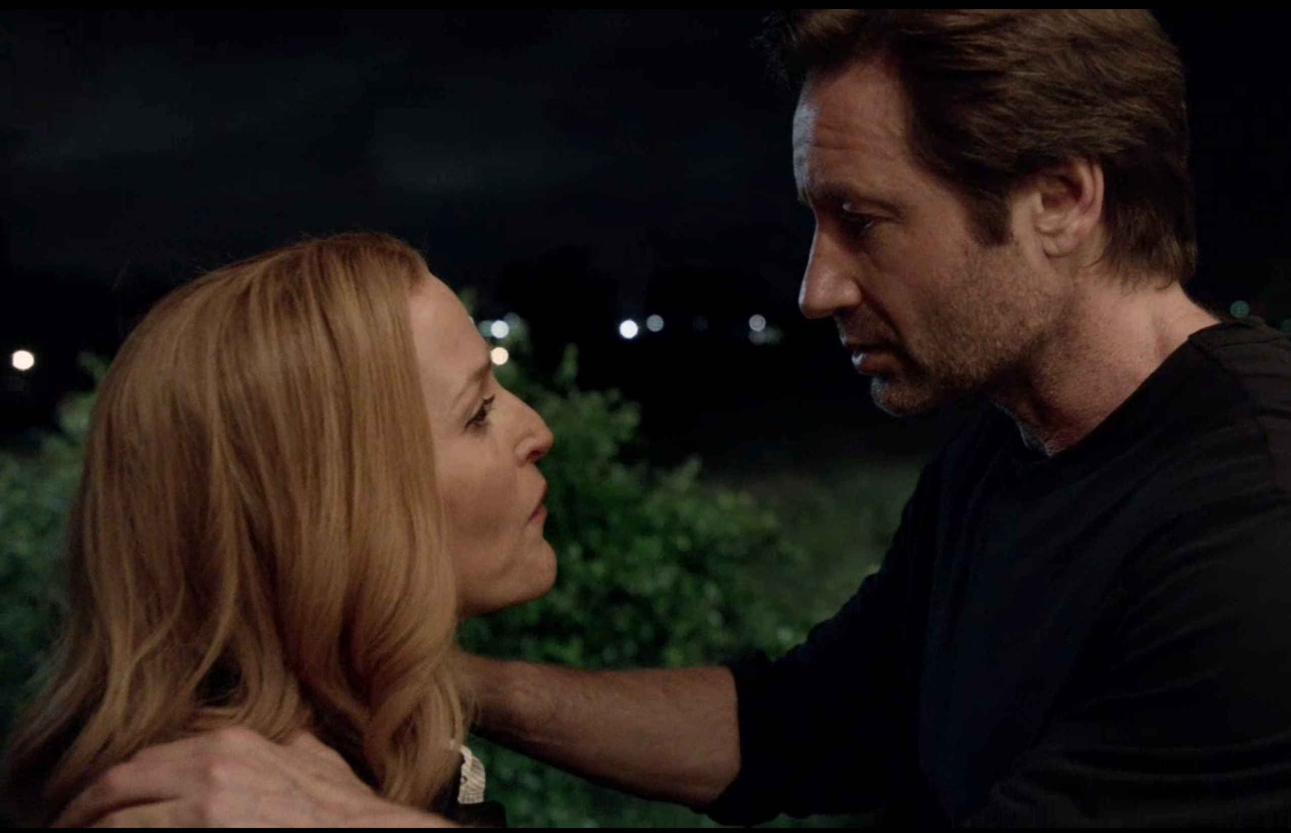 Mulder and Scully return in X-Files