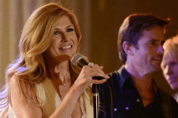 Connie Britton as Rayna James in Nashville
