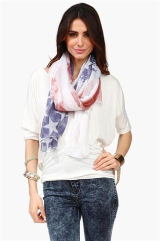 Necessary Clothing Americana Scarf