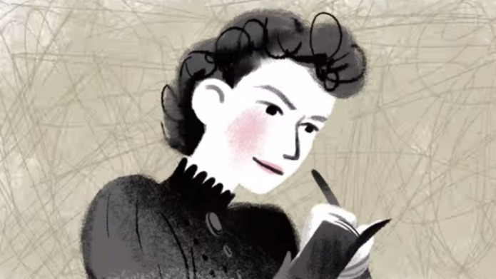 Nellie Bly is a girl power