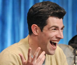 Max Greenfield plays Schmidt on New Girl