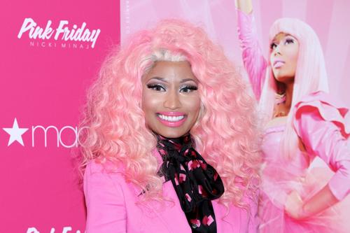 Nicki Minaj luanches Pink Friday