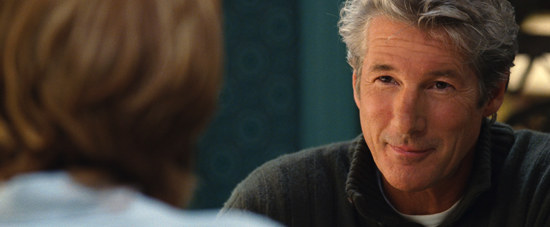 Gere has Lane in his sights