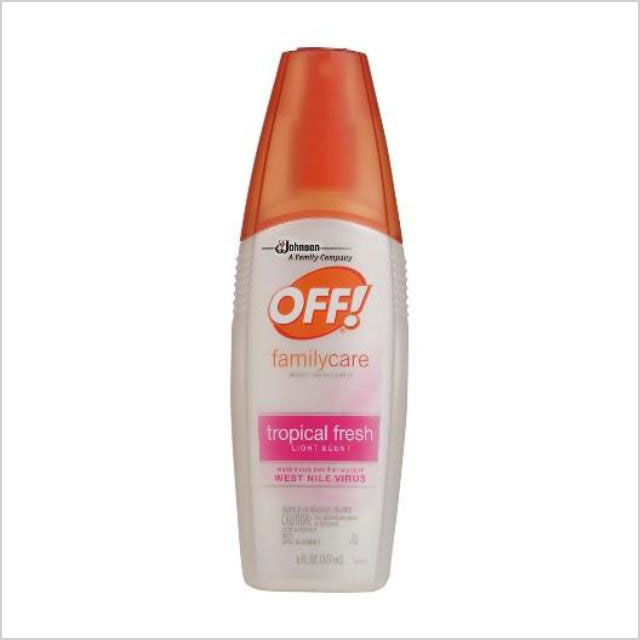 OFF! FamilyCare Tropical Fresh Insect Repellent