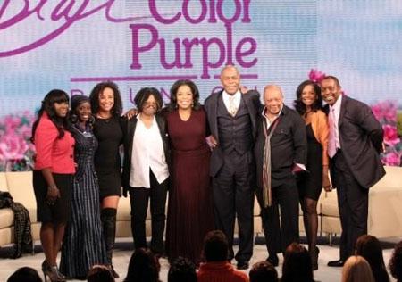 Oprah Color Purple reunion