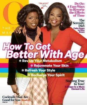 Oprah O Cover May