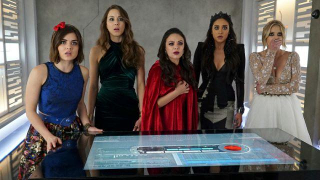 Pretty Little Liars Season 6 summer finale