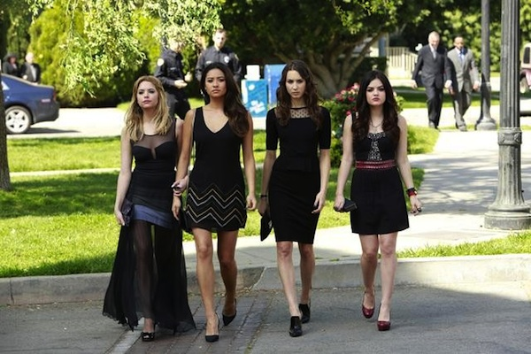 The liars attending Wilden's funeral