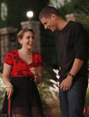 Parenthood Amber and Ryan