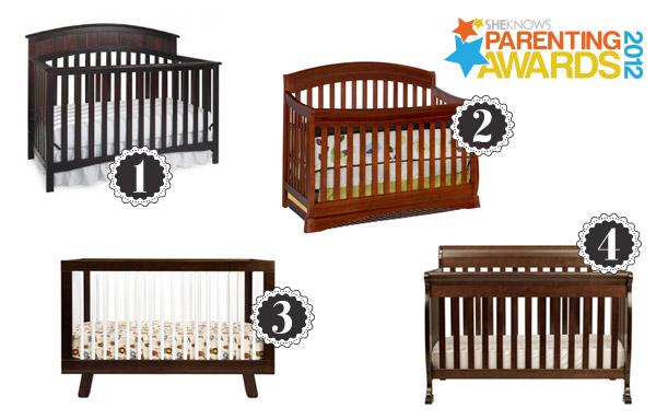 Parenting Awards cribs