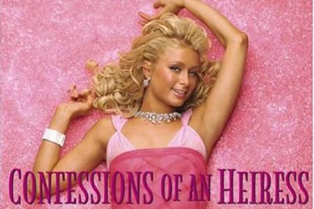 Paris Hilton Confession of an Heiress book