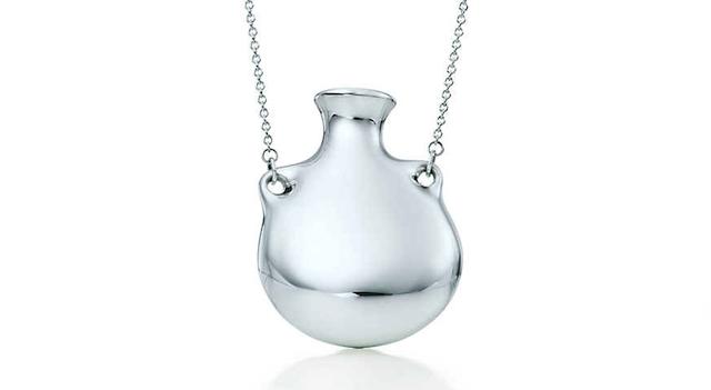 Tiffany's Peretti pendant