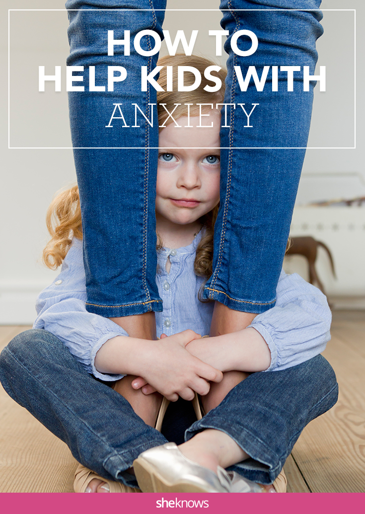 anxiety and kids