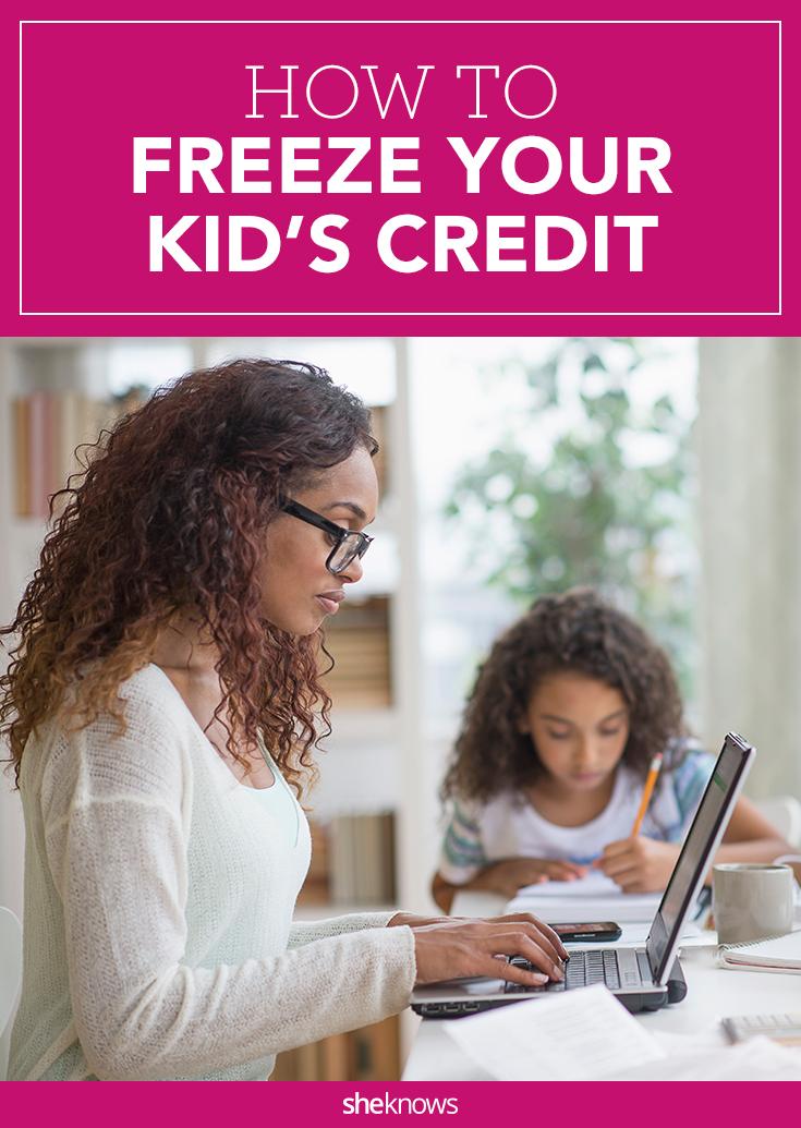 freeze kids credit