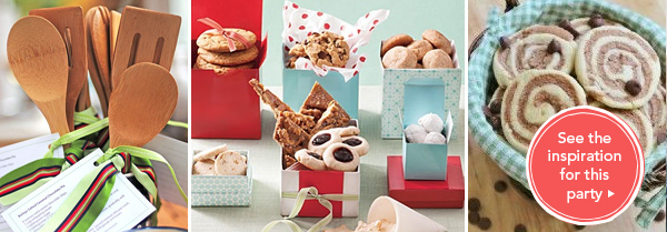 How to host a cookie swap party | Pinterest board