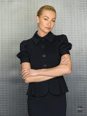 Portia on ABC's new Better Off Ted