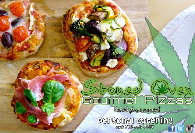 The Stoned oven pot pizza