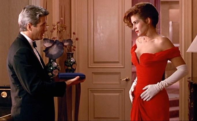 Julia Roberts in 'Pretty Woman'