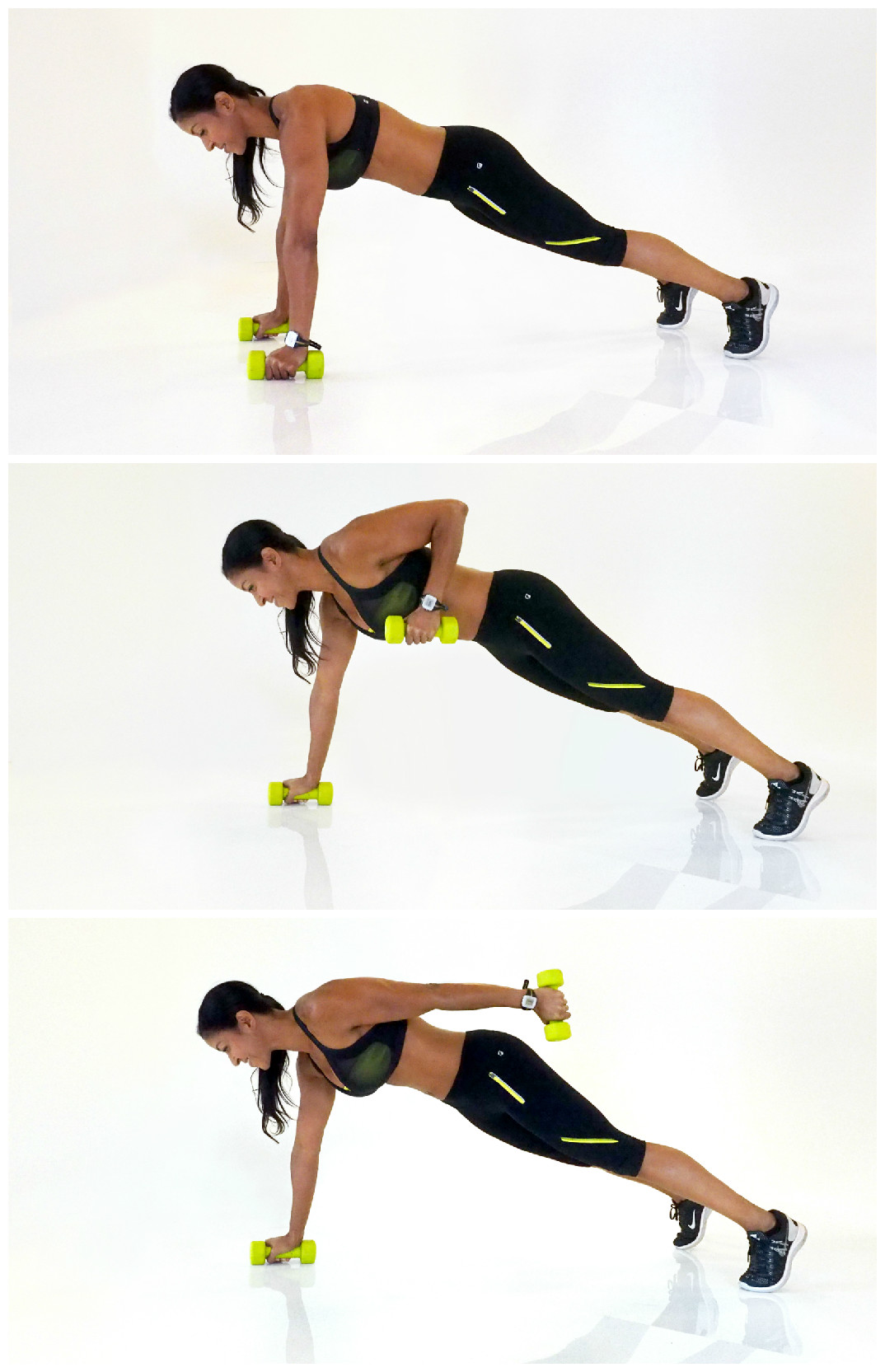 3 Push-up Variations To Take Your Arm Workout Up A Notch