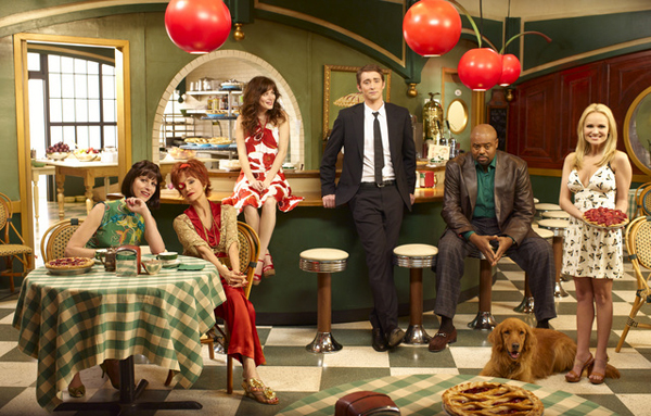 Pushing Daisies, cancelled, yet one of 2008's Best on TV