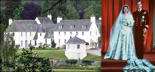 Queen Elizabeth II and Prince Phillip's royal honeymoon