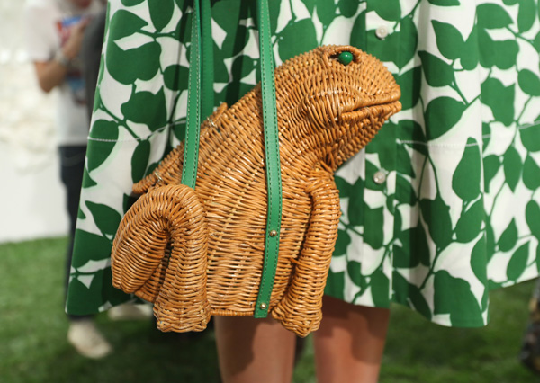 Quirky bags from Kate Spade's spring 2015 collection