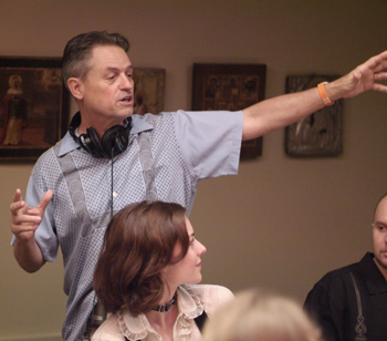 The Philadelphia director returns to his dramatic roots