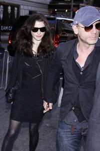 Rachel Weisz and Daniel Craig married in New York last week