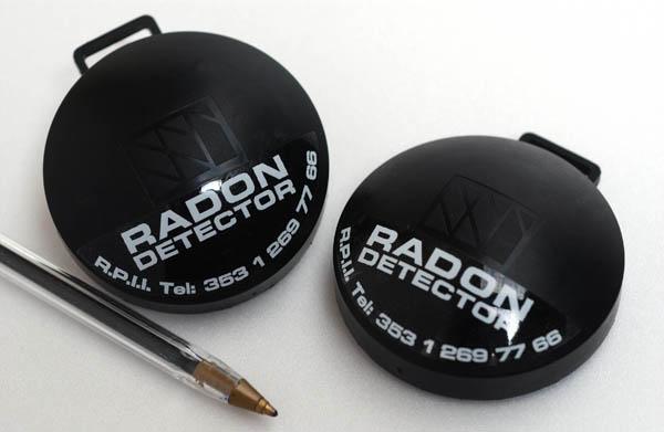 radon detector