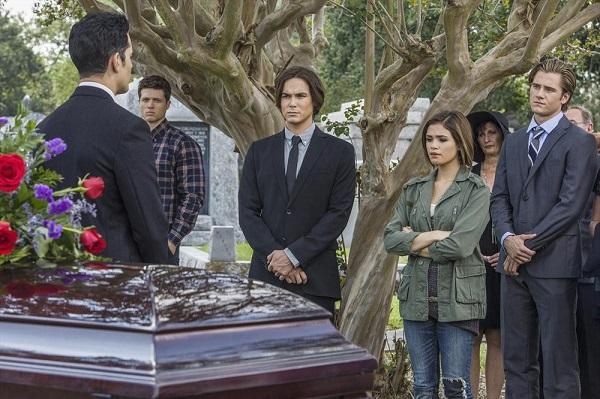 Ravenswood Miranda at Funeral