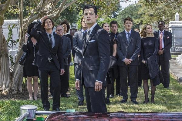 Ravenswood Miranda's Funeral