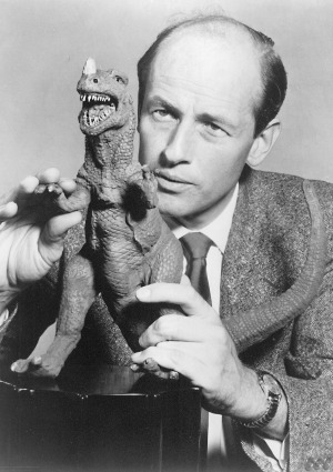 Special effects pioneer Ray Harryhausen