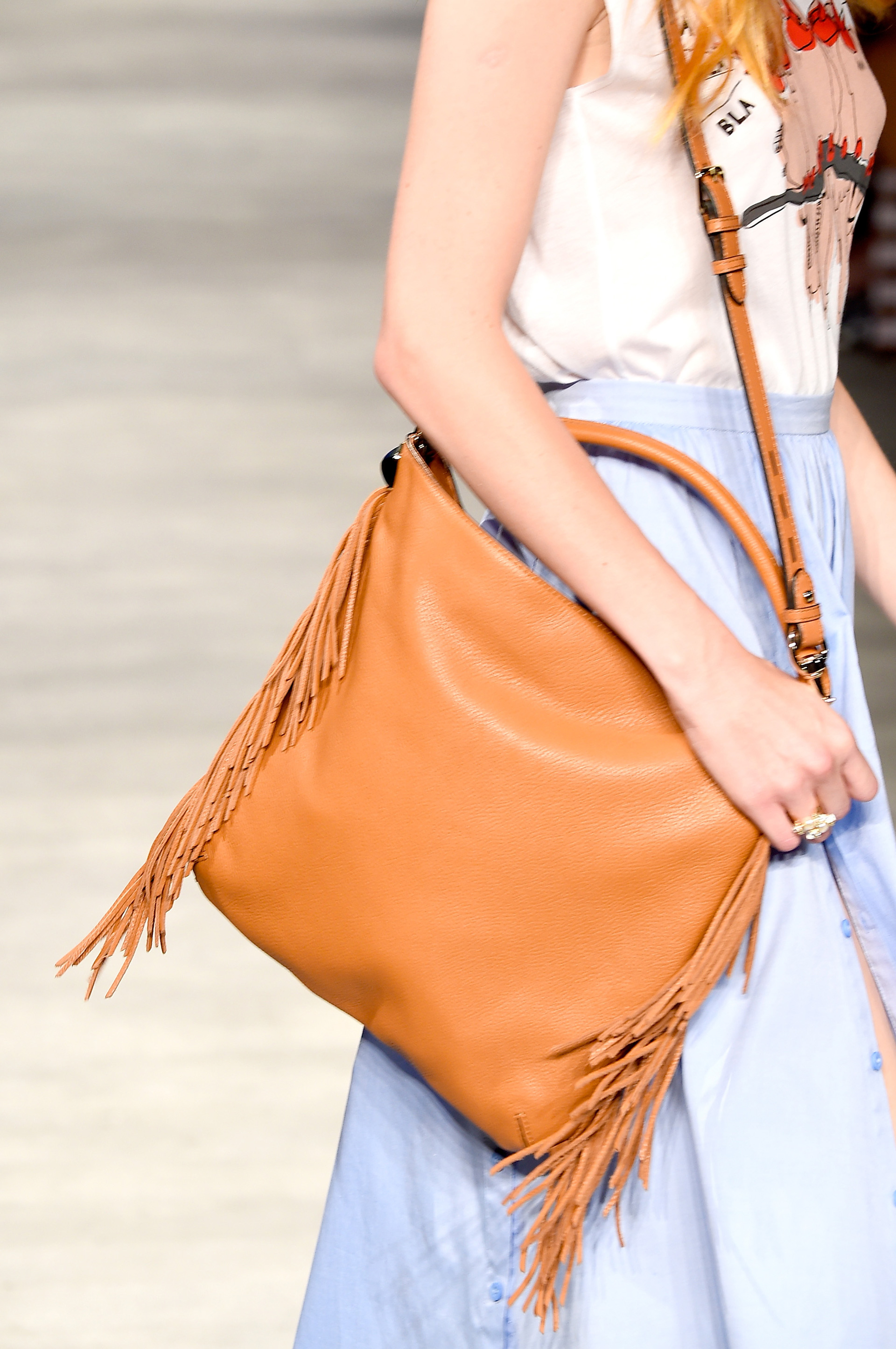 Must-see outfits from Rebecca Minkoff's spring collection 9