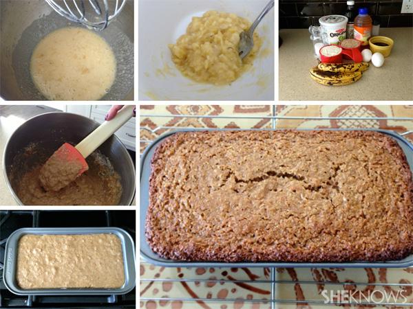 Recipe revamp: Healthier banana bread