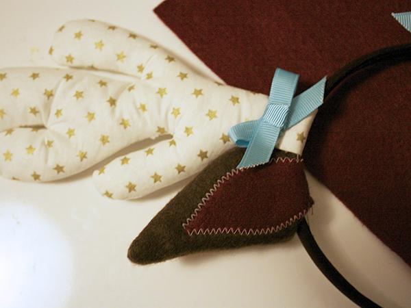tie ribbons
