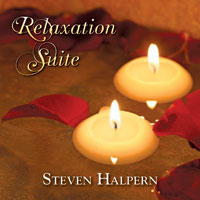 Relaxation Suite CD by Steven Halpern