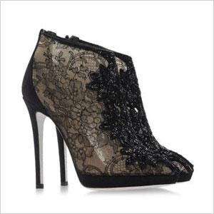 Rene Caovilla ankle boots