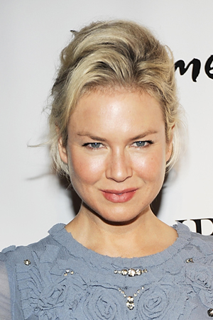 Zellweger has found success as a producer as well