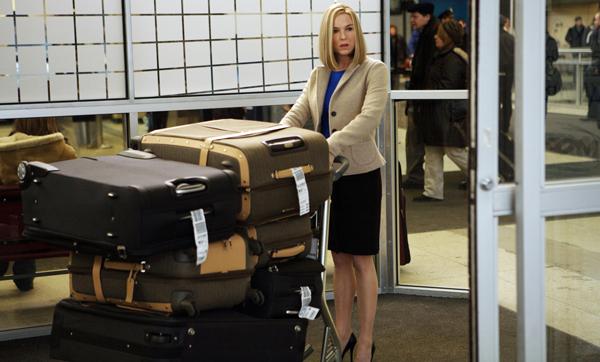 Renee arrives New in Town