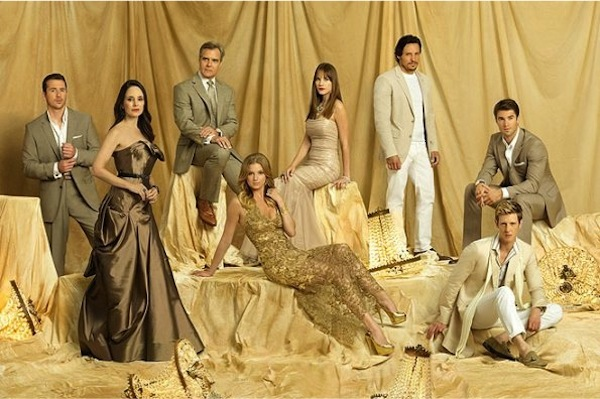 Revenge Season 3 cast