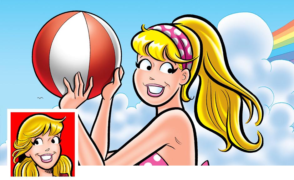 Archie Comic's Betty