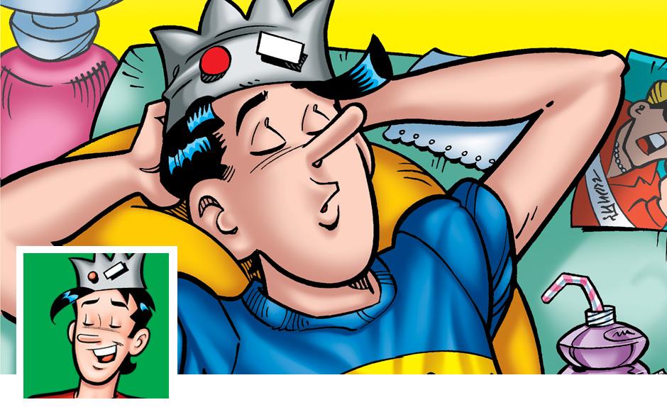 Archie Comic's Jughead
