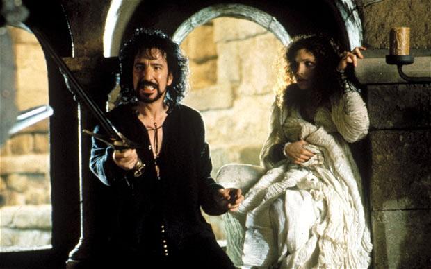 Alan Rickman in Robin Hood